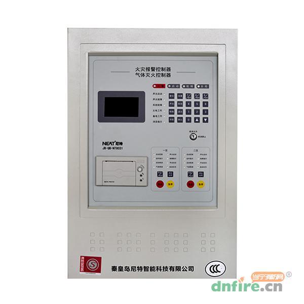 jb-qb-nt8031气体灭火控制器 尼特- 当宁消防网!