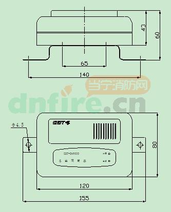 gst-dh9600总线隔离器