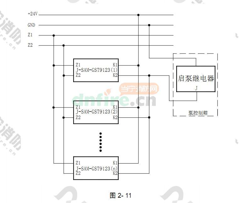 浮水泵怎么接线图解