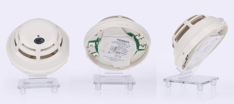 HI720-CN点型感温火灾探测器多角度展示