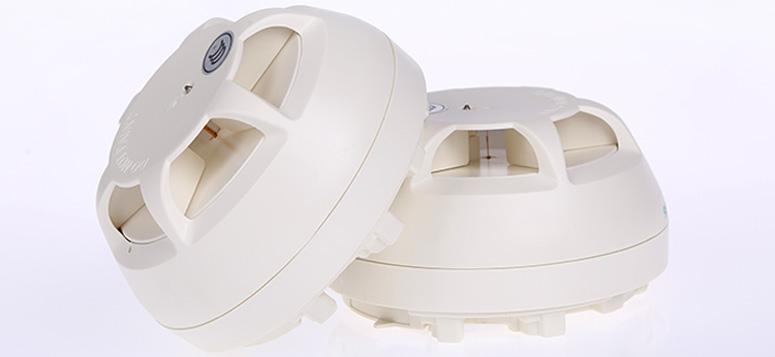 FDT181点型感温火灾探测器(P)(带黄色防尘罩)