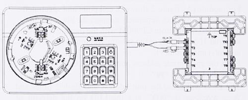 盛赛尔 输入输出模块接线图
