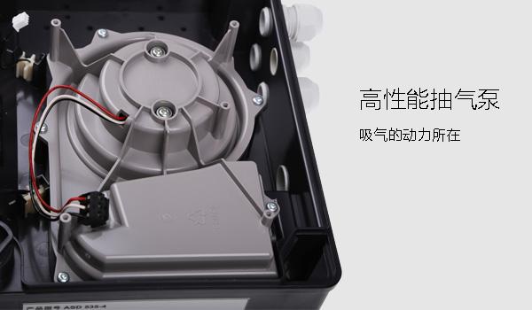 高性能抽气泵