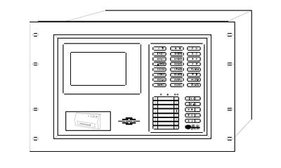 JB-TG-SL-M5000火灾报 警控制器插件结构图
