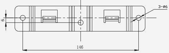 jty-gxf-gst1d安装挂板尺寸