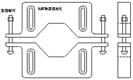 松江飞繁f6100-55p剩余电流式电气火灾监控探测器