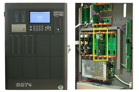 JB-HB-GSTN484回路板产品实际安装
