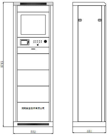 HW-C-60W-N100外形结构