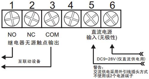 可燃气体传感器电路