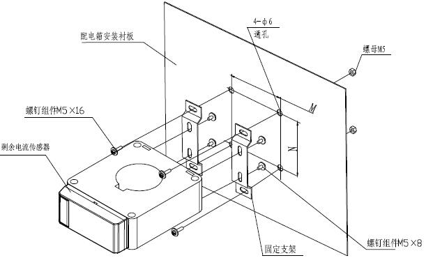dh-gstn5300/11传感器安装图