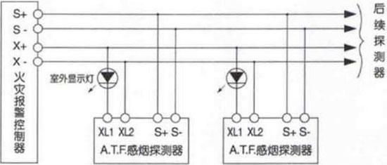 JTY-GD-K83智能点型光电感烟探测器(有移报和无移报)