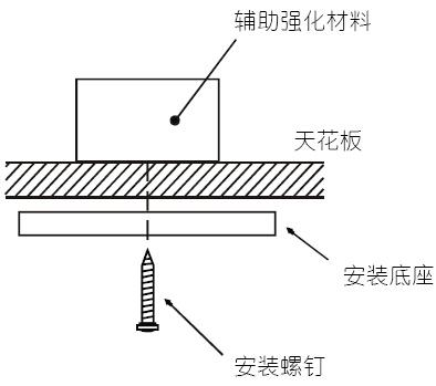 JTWJ-BD-5630/B独立温感安装方式示意图