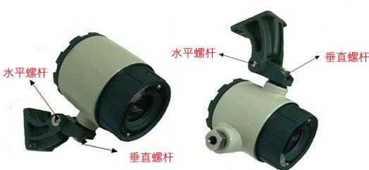 安誉a715/ir3红外火焰探测器的安装方式
