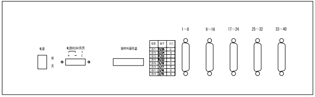hy2711e多线消防电话主机 国泰怡安- 当宁消防网!