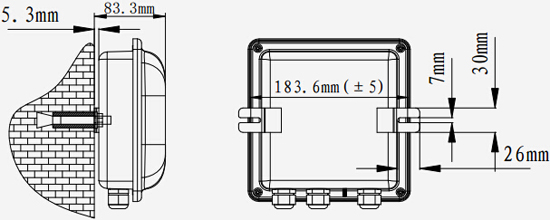 TX3410齐纳式安全栅箱
