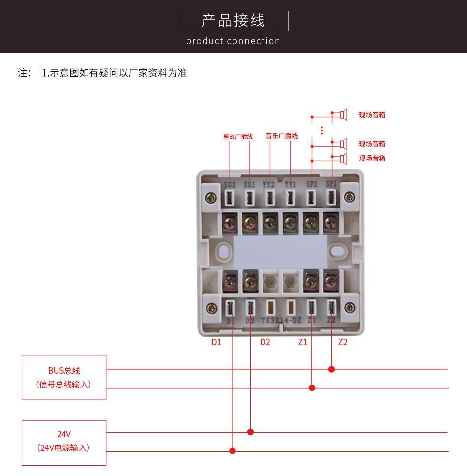 tx3214输出模块 泰和安tx3214输出模块- 当宁消防网!