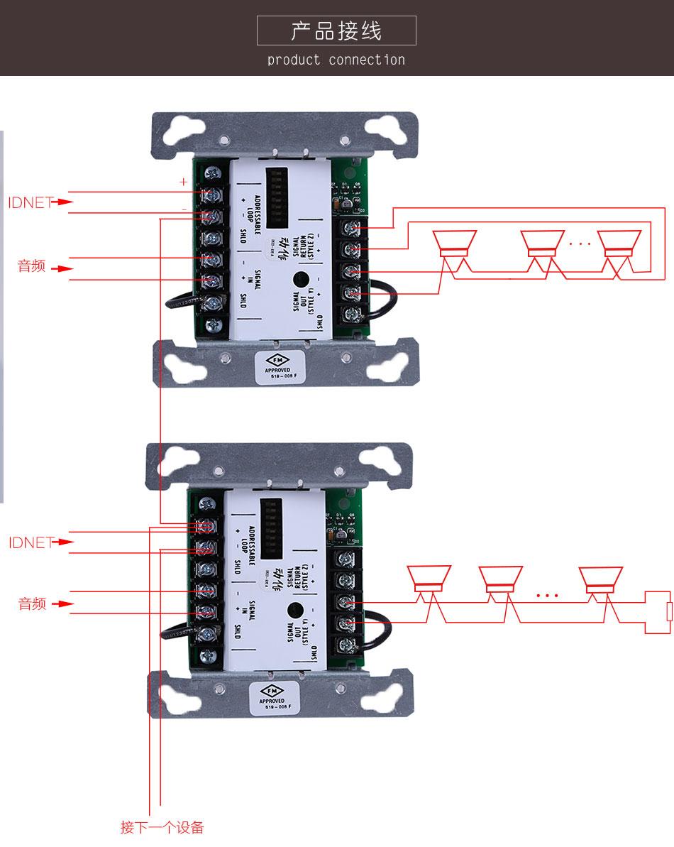 cn4090-9007 可编址信号模块