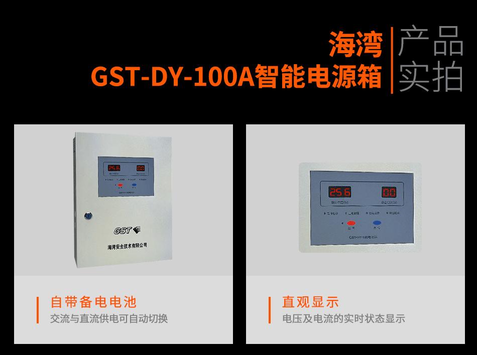 GST-DY-100A智能电源箱实拍