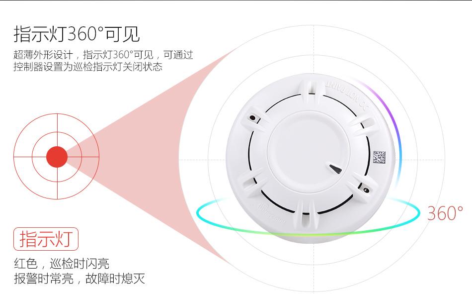 JTY-GM-TS1001 360度可视指示灯