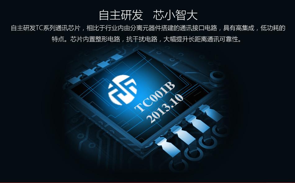 JTY-GM-TS1001自主芯片