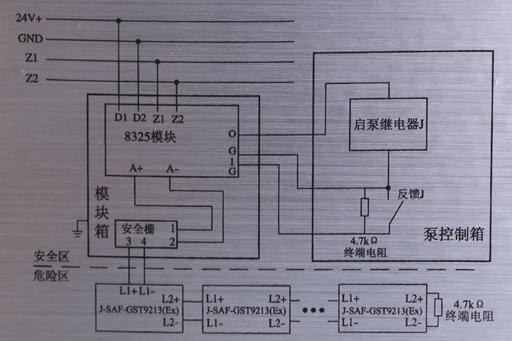 gst-ld-8331模块箱接线