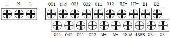 JB-QB-TS100Q接线方法