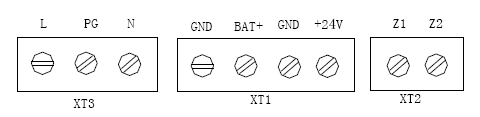 GST-DY-JA2200接线端子