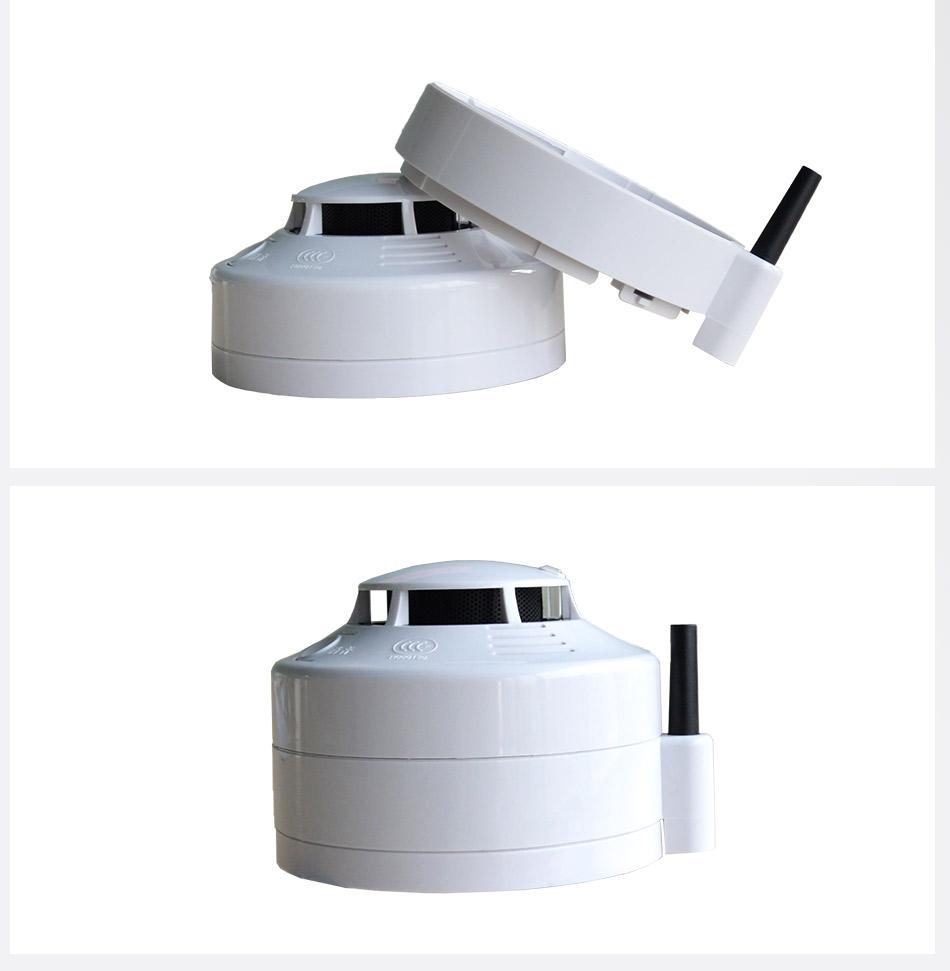 JTY-GF-TX6190独立式光电感烟火灾探测报警器