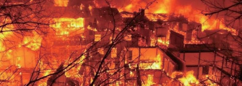 古建筑灭火解决方案
