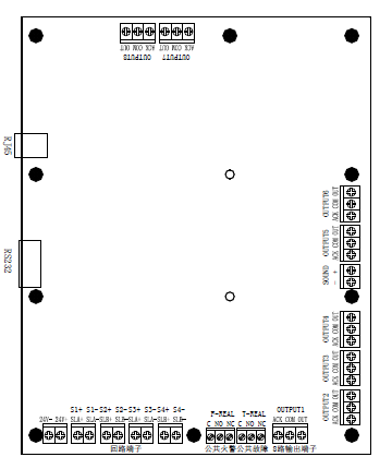 JB-QB-LD198EL-E火灾报警控制器(联动式)
