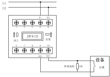 JBF4132输入模块