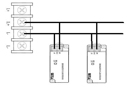 JBF6189系列组合式电气火灾监控探测器