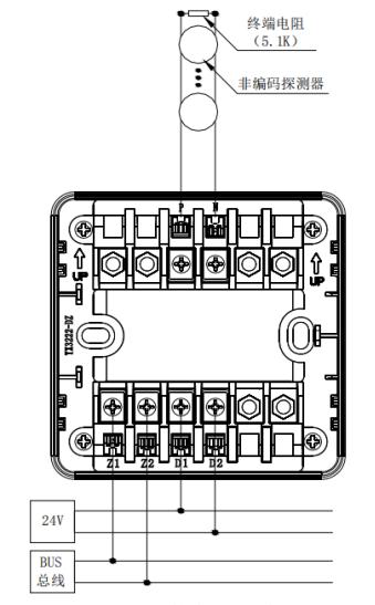 TX3222中继模块接线图