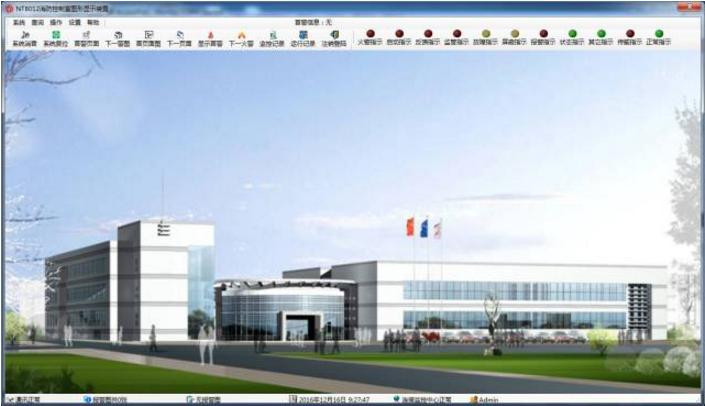 NT8012图形显示装置的操作流程