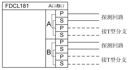 FDCL181隔离模块接线端子